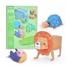 《 MiDeer 》3D立體動物DIY / JOYBUS玩具百貨