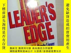 二手書博民逛書店The罕見Leader s EdgeY21144 SANDY
