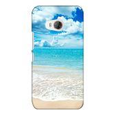 [One me 軟殼] HTC one ME M9ew 手機殼 保護套 外殼 陽光沙灘