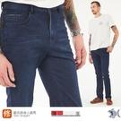 【NST Jeans】午夜暗潮 立體刷色 歐系修身小直筒牛仔男褲 385(6532) 台灣製