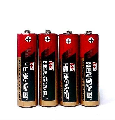 【我們網路購物商城】C-004A 無尾熊4號碳鋅電池-4入 電池
