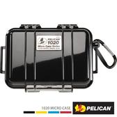 美國 PELICAN 派力肯 塘鵝 1020 Micro Case 微型防水氣密箱 黑色 公司貨