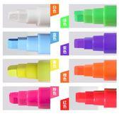 (交換禮物)LED電子熒光板專用筆 可擦瑩光筆彩色銀光玻璃廣告水性發光黑板筆