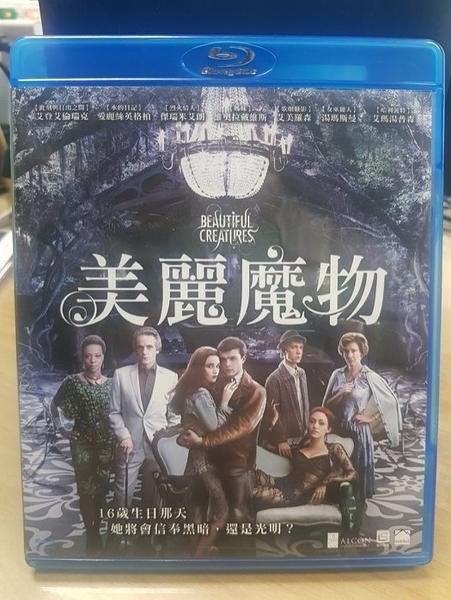 挖寶二手片-Q01-042-正版BD【美麗魔物】-藍光電影(直購價)