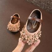 公主鞋子0-1一3歲嬰兒學步鞋2019新款女寶寶單鞋春秋軟底女童小童