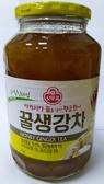 《Han Food 韓軒》奧多吉 蜂蜜生薑茶 1公斤裝