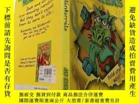二手書博民逛書店Monster罕見Makers: Stinkermite:怪物制造者:臭貂Y200392