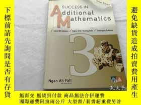 二手書博民逛書店Additional罕見MathematicsY8204 Additional Mathematics Add
