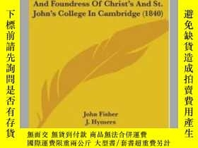 二手書博民逛書店The罕見Funeral Sermon of Margaret