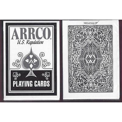 【USPCC 撲克】ARRCO US regulation 撲克牌 白色