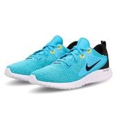 Nike 慢跑鞋 Legend React GS 藍 黑 發泡材質中底 緩震回彈舒適 女鞋 大童鞋 運動鞋【ACS】 AH9438-401