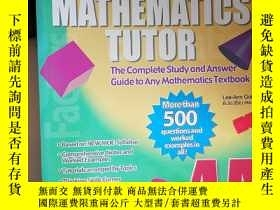 二手書博民逛書店Secondary罕見for Mathematics Tutor