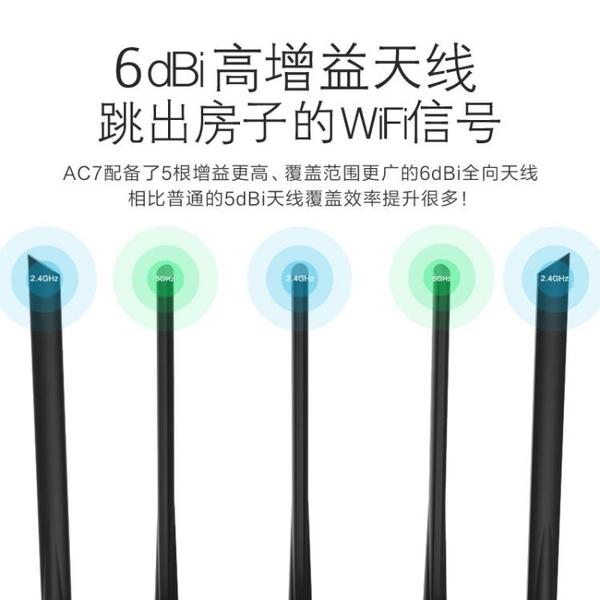 無線路由器家用穿牆5g雙頻千兆穿牆王高速wifi大功率網路寬帶光纖
