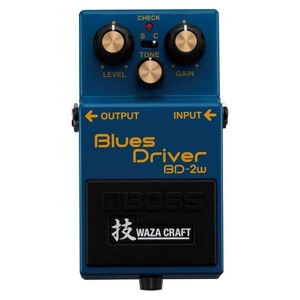 ☆ 唐尼樂器︵☆ BOSS BD-2W Waza Craft Blues Driver 特別版 破音 效果器 BD2W