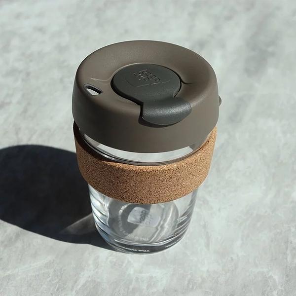 【KeepCup】隨身杯 軟木系列 M - 奶油絲絨 340ml(12oz)