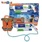玩具反斗城  SIZZLIN COOL  強力背包水槍