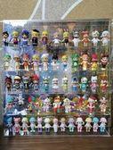 公仔櫃展示櫃全透明玩具手辦公仔動漫模型精品珠寶展櫃陳列櫃 JD 曼慕衣櫃