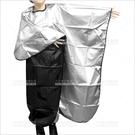 亮銀雙面綁帶型美髮圍巾-單件(015-002)[58732]