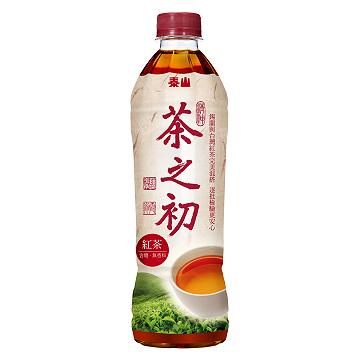 【免運直送】茶之初紅茶 535ml*24瓶/箱【合迷雅好物超級商城】