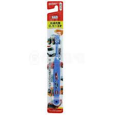 日本 EBISU Tomica 多美車牙刷 (0.5-3歲)【0000】