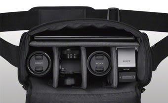 【震博】Sony LCS-SL20 單肩側背包 (分期0利率;台灣索尼公司貨)