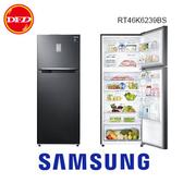 回函送三星顯示器 Samsung 三星 冰箱 RT46 雙循環雙門系列 冰箱 456L 魅力灰