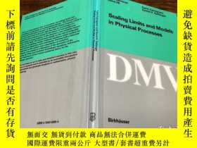 二手書博民逛書店Scaling罕見limits and Models in Physical ProcessesY171500
