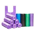 輕量手提式背心塑膠袋/垃圾袋(20入x5...