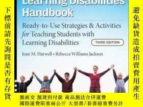 二手書博民逛書店The罕見Complete Learning Disabilities Handbook: Ready-to-Us