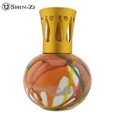 七彩潑墨(中) 陶瓷薰香瓶 陶瓷瓶 薰香瓶 薰香精油瓶 香薰瓶 香薰精油瓶