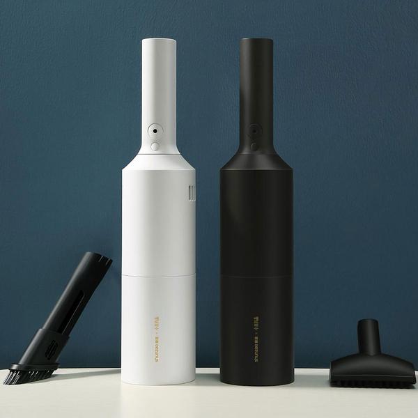 隨手吸塵器 Z1 順造 小米有品 車用 家用 無線 吸塵器 迷你 手提 充電式 Type-C 多功能吸頭 LED照明燈