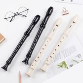 高音8孔C調德式G英式B巴洛克式豎笛八孔豎笛子