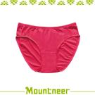【Mountneer 山林 女 透氣三角內褲《深玫紅》】11K80-36/透氣內褲/排汗內褲/三角褲