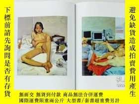 二手書博民逛書店簽名版罕見Slow Homecoming 1983-2018 Retrospective 劉小東回顧展 1983-