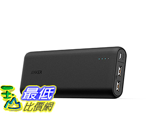 [106美國直購] Anker Ultra High Capacity 20100mAh Portable Charger Power Bank with 4.8A Output 充電器