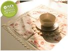 【YUDA】 公主專屬  C507/C51A 蕾絲玫瑰 共2款 純棉 桌巾/餐巾/方巾/沙發巾(含運)