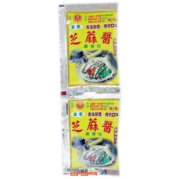 【吉嘉食品】崁頂義興芝麻醬調理包 1條(2包)80公克24元[#1]{4710743090126}