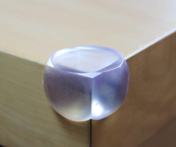 《J 精選》透明軟質球型防撞護角(8入/包)