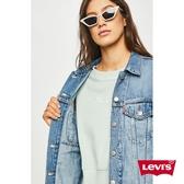 Levis 女款 牛仔外套 / 胸前雙口袋