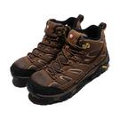 [Merrell] (男) MOAB 2 MID GORE-TEX® 登山健行鞋 咖啡 (ML06063)