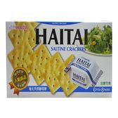 海太HAITAI天然酵母蘇打餅162g【愛買】