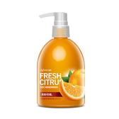 快潔適SDC抗菌洗手乳-清新柑橘300ml【愛買】