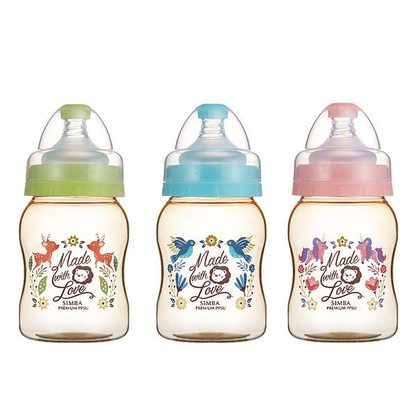 Simba小獅王辛巴 - 桃樂絲 - PPSU寬口葫蘆小奶瓶200ml
