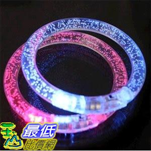 [玉山最低比價網] 螢光閃光LED手環 LED燈夜光手環運動手環壓克力發光手環(_J35) $30