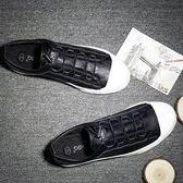 時尚休閒鞋 夏季學生男板鞋子【非凡上品】nx1015