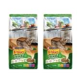 Friskies 喜躍特選營養室內貓配方貓乾糧-1.1kgX2包
