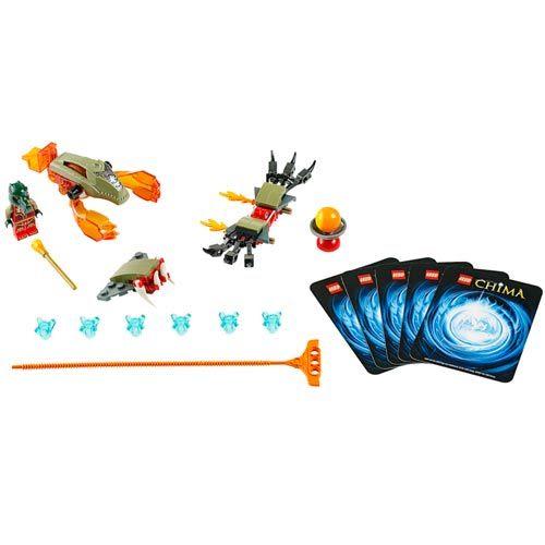 ★funbox玩具★《LEGO》Chima 火焰爪_ LG70150
