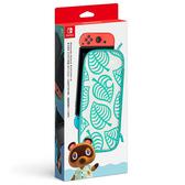 【NS周邊】Nintendo Switch 集合啦!動物森友會版 -Nook夏威夷花紋款 配件包(保護包+液晶保護貼)