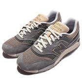 New Balance 復古慢跑鞋 WL997HWA B Revlite 灰 米白 運動鞋 女鞋 【PUMP306】 WL997HWAB