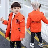 兒童裝中小童棉衣男童冬裝2棉襖3寶寶4加厚5歲兒童羽絨棉服服外套 概念3C旗艦店